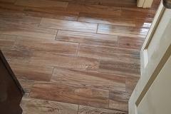 burleson wood style tile