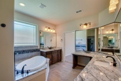 master bath from shower