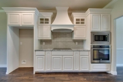 white cabinets from brazilian nut